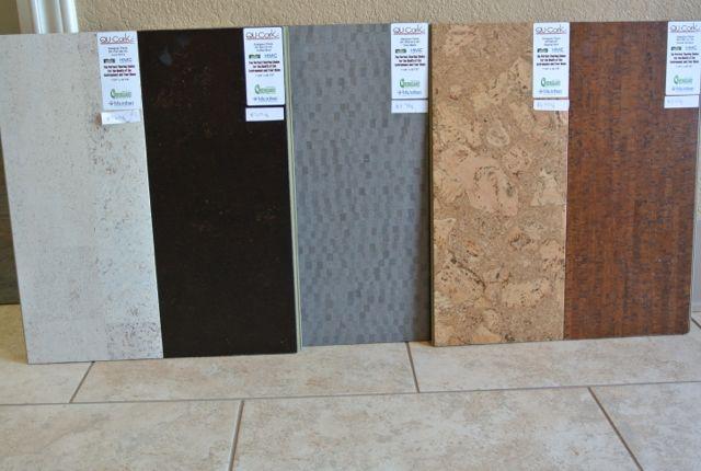 Cork flooring jack bilt inc for Commercial grade cork flooring